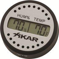 Xikar デジタル湿度計 ラウンドタイプ フォト 100