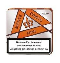 Montecristo Mini Aroma - Zigarillos mit Aroma ohne Filter
