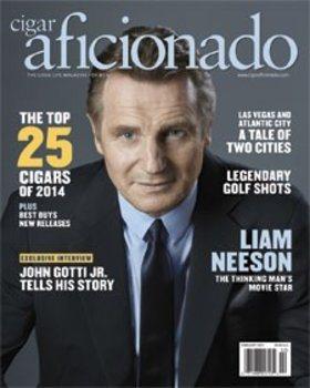 シガーアフィクショナド(Cigar Aficionado Magazine)  2015年1月/ 2月