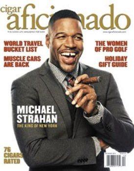 シガーアフィクショナド(Cigar Aficionado Magazine)  2014年11月/ 12月