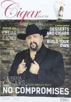 シガージャーナル(Cigar Journal Magazine) 02/2015版