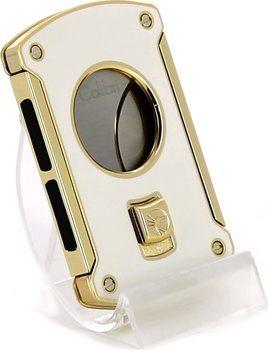 Colibri 'Slice' ホワイト / ゴールド 24mm