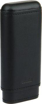アドドリニ シガーケース 本革製 2~3本用 ブラック