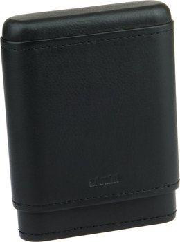 アドドリニ シガーケース 本革製 3~5本用 ブラック