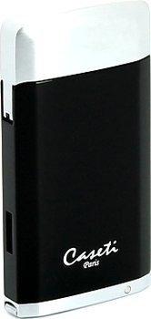 Caseti lighter ブラック / クロム