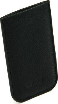 adoriniレザーケースブラック - チェックカードカッター70
