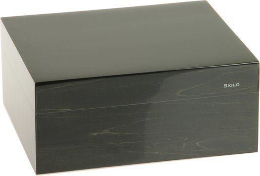 シグロ(Siglo) ヒュミドール  Sサイズ 50 ダークグレー