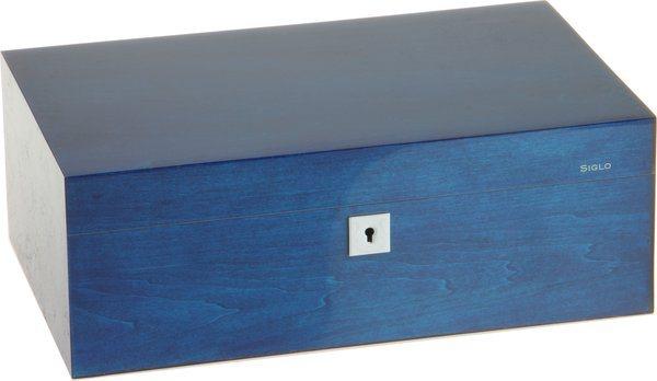 シグロヒュミドール Mサイズ 75 ブルー