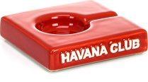ハバナクラブソリト灰皿 レッド