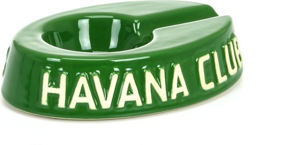 ハバナクラブエゴイスタ灰皿 グリーン
