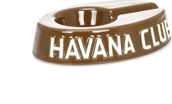 ハバナクラブエゴイスタ灰皿 ブラウン