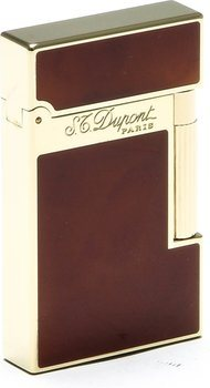 S.T. Dupont アトリエライター チャイニーズラッカー ライトブラウン