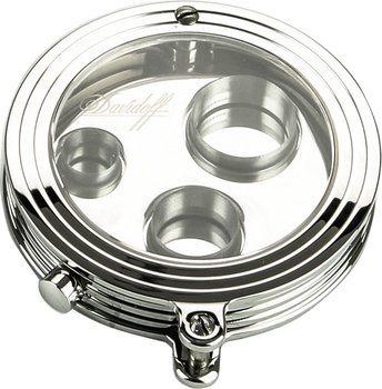 Davidoff ラウンドカッター サファイアガラス/パラジウム
