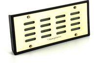 Humipuros ロング加湿器用スポンジ ゴールド/ブラック