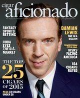 シガーアフィクショナド(Cigar Aficionado Magazine) 2016年1月/2月