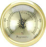 アドリニヒュミドール湿度計