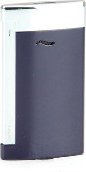 S.T. Dupont スリム7 ライター ブルー/クロム