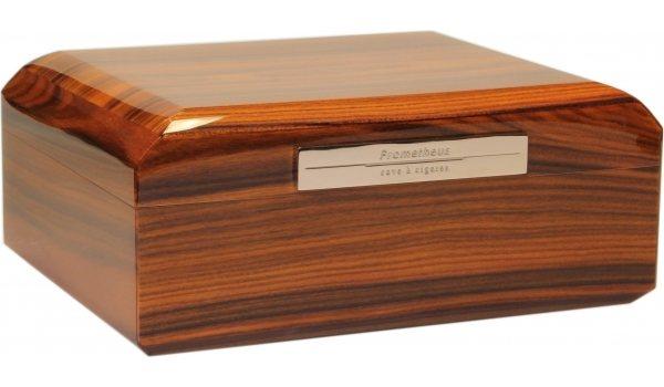 プロメテウス・オクタゴン・ヒュミドール・ローズウッド・50シガー (Prometheus Octagon Humidor Rosewood 50 Cigars)