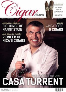 シガージャーナル (Cigar Journal Magazine ) 02/2016