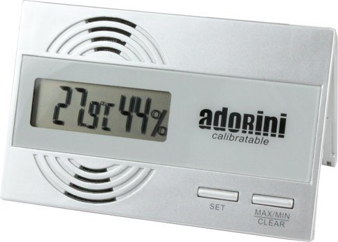 Adorini 湿度・温度計 デジタル