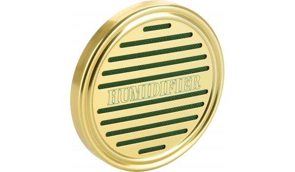 スポンジ加湿器 ラウンド/ゴールド