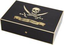 エリーブルー(Elie Bleu) Pirate's Treasure 110 ヒュミドール ブラックシカモア