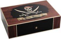 エリーブルー(Elie Bleu) Pirate's Treasure 110 ヒュミドール 限定モデル