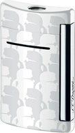 エス・テー・デュポン(S.T. Dupont) ミニジェットKL ホワイトクローム仕上げ ライター
