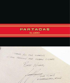 書籍:Partagás:Das Buch/Le Livre by Amir Saarony(ドイツ語/フランス語バイリンガル版)