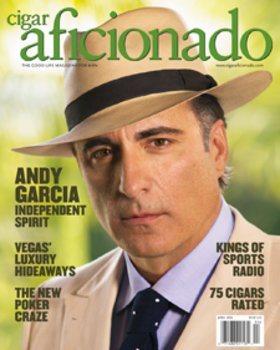雑誌「Cigar Aficionado」 - 2014年3月・4月号