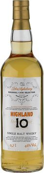 ジョン・アリスバーリーハイランド10年 シングルモルトウイスキー / John Aylesbury Highland 10 Single Malt Whisky