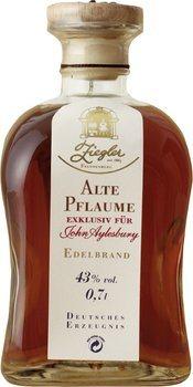 チーグラー オールドプラム ブランデー ジョン·アリスバーリー・エクスクルーシブ 700ミリリットル / Ziegler Old Plum Brandy John Aylesbury Exclusive 700ml