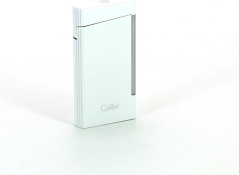 Colibri Voyager メタリックホワイト / ポリッシュトクロム