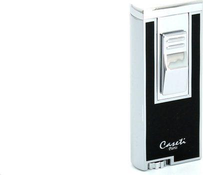 Caseti cシガーライター ジェットフレーム クロム / ブラック