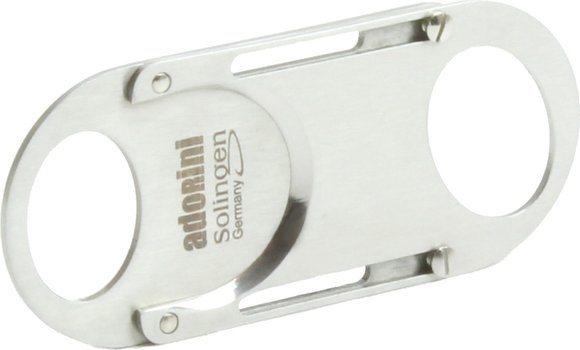Adoriniスリムカッター・シルバー - ステンレス製