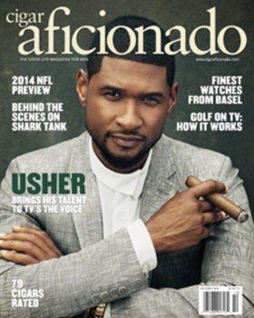 Cigar aficionado誌 - 2014年9月/10月号