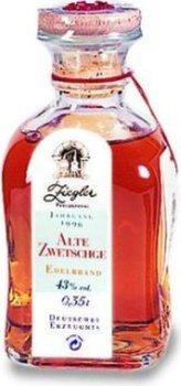 Ziegler ツベッチゲプラム 0.35l - 1996ビンテージ - オードヴィー